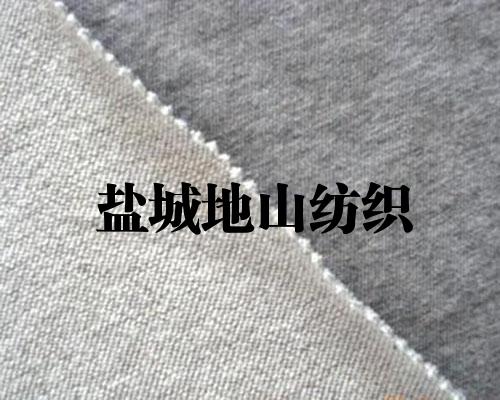 毛圈布生產